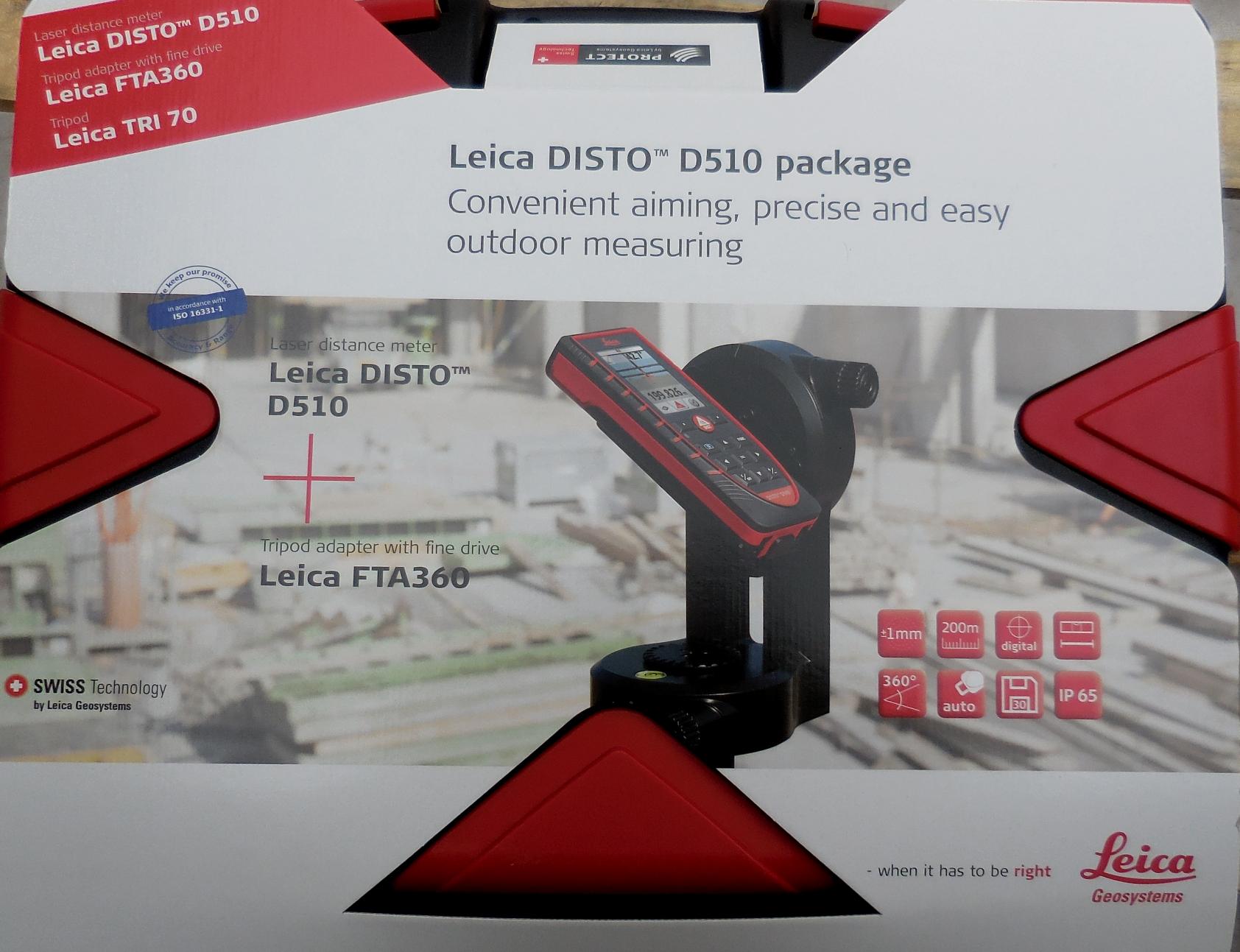 Leica Entfernungsmesser Disto D510 : D disto set entfernungsmesser laser werkzeug shop